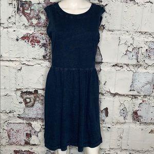 Loft blue summer dress 10P